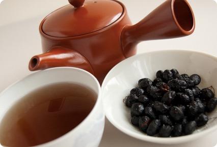 妊婦さんにおススメ!「黒豆茶」は不妊にも効果がある飲み物だった