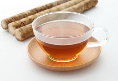 ダイエットや薄毛にも効果大?ごぼう茶の凄い効能・効果とは?